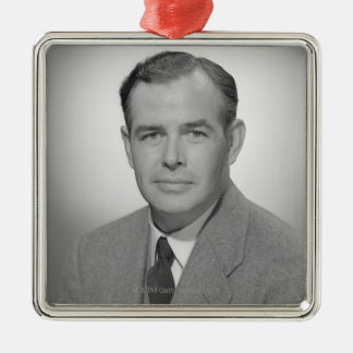 Portrait of a Young Man Christmas Ornament