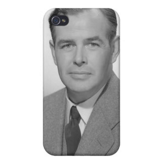 Portrait of a Young Man iPhone 4/4S Case