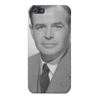 Portrait of a Young Man iPhone 5/5S Case