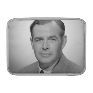 Portrait of a Young Man MacBook Sleeve
