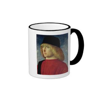 Portrait of a Young Senator 1485-90 Mugs
