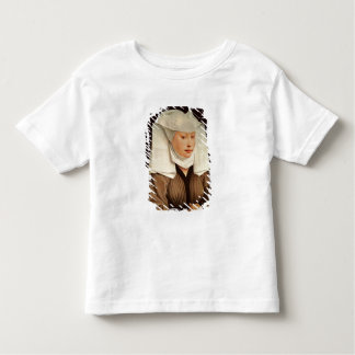 Portrait of a Young Woman in a Pinned Hat, c.1435 Toddler T-Shirt