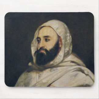 Portrait of Abd el-Kader Mouse Mat