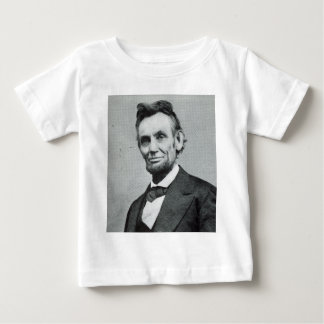 Portrait of Abe Lincoln 1 Baby T-Shirt