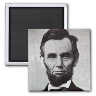 Portrait of Abe Lincoln 2 Magnet