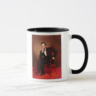 Portrait of Abraham Lincoln Mug