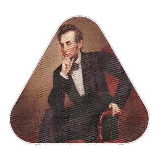 Portrait of Abraham Lincoln Speaker