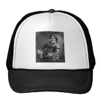 Portrait of African American Woman ~ 1850 Trucker Hat