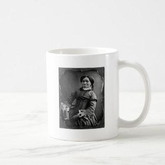Portrait of African American Woman ~ 1850 Mugs