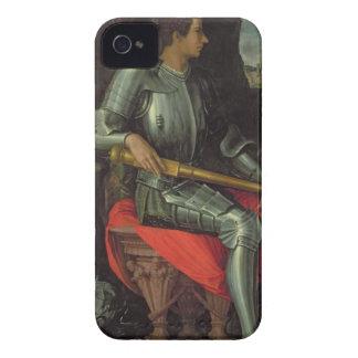 Portrait of Alessandro de' Medici, 1534 (oil on pa iPhone 4 Case-Mate Case