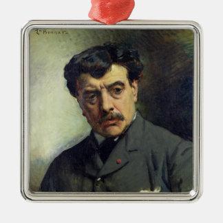 Portrait of Alexander Falguiere  1887 Christmas Ornament
