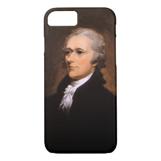 Portrait of Alexander Hamilton by John Trumbull iPhone 7 Case