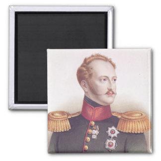 Portrait of Alexander I Magnet