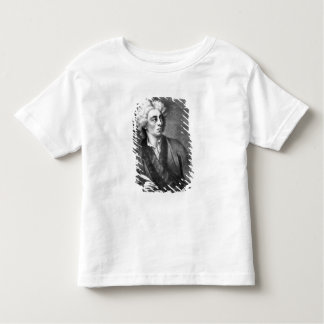 Portrait of Alexander Pope Toddler T-Shirt