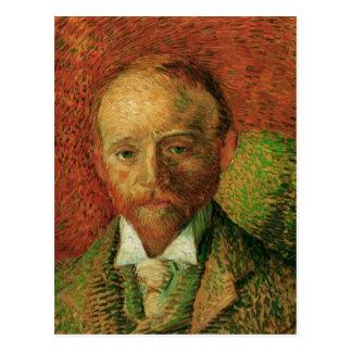 Portrait of Alexander Reid, Van Gogh Fine Art Postcard
