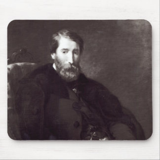 Portrait of Alfred Bruyas Mouse Mat