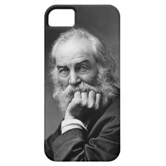 Portrait of American Poet Walt Whitman iPhone 5 Covers