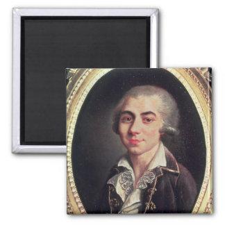 Portrait of Andre Chenier Magnet