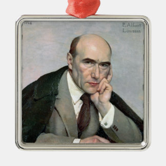 Portrait of Andre Gide  1924 Christmas Ornament