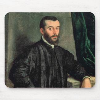 Portrait of Andrea Vesalius Mouse Mat