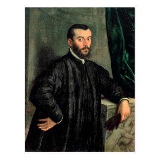 Portrait of Andrea Vesalius Post Cards