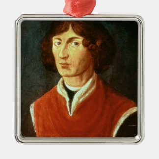 Portrait of Andreus Nikolaus Copernicus  1575 Christmas Ornament