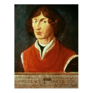 Portrait of Andreus Nikolaus Copernicus  1575 Postcard