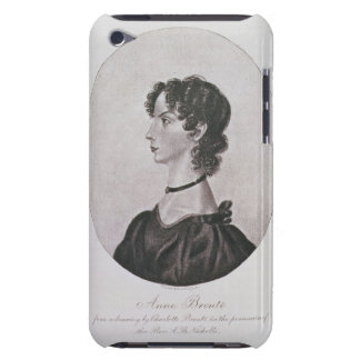 Portrait of Anne Bronte (1820-49) from a drawing i iPod Case-Mate Case