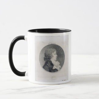 Portrait of Anne-Josephe Trewagne Mug