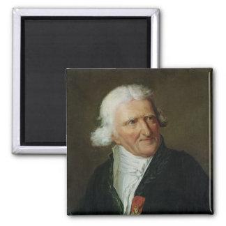 Portrait of Antoine Augustin Parmentier Magnet