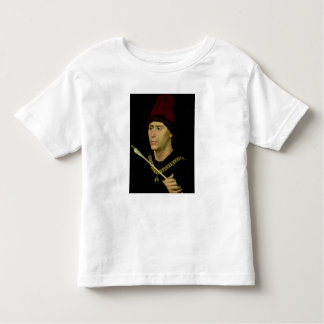 Portrait of Antoine  bastard of Burgundy Toddler T-Shirt