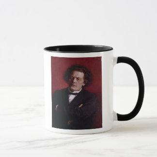 Portrait of Anton Grigoryevich Rubinstein, 1881 Mug