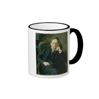 Portrait of Anton Pavlovich Chekhov, 1898 Coffee Mug