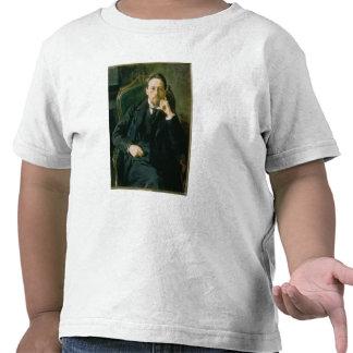 Portrait of Anton Pavlovich Chekhov, 1898 Tee Shirts
