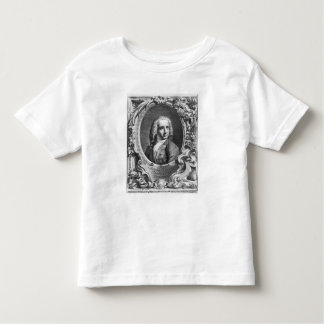 Portrait of Antonio Canaletto Toddler T-Shirt