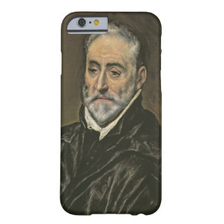 Portrait of Antonio de Covarrubias y Leiva (1514-1 Barely There iPhone 6 Case