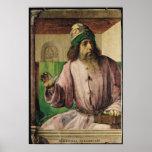 Portrait of Aristotle , c.1475 Poster