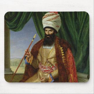 Portrait of Asker-Khan, Ambassador of Persia Mouse Pad