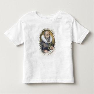 Portrait of Basil Besler (1561-1629) in 1612, from Toddler T-Shirt