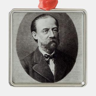 Portrait of Bedrich Smetana Christmas Ornament