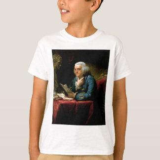 Portrait of Benjamin Franklin T-Shirt