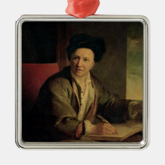 Portrait of Bernard le Bovier de Fontenelle Christmas Ornament