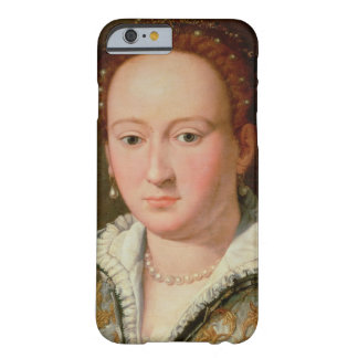 Portrait of Bianca Cappello, c.1580 (oil on copper Barely There iPhone 6 Case