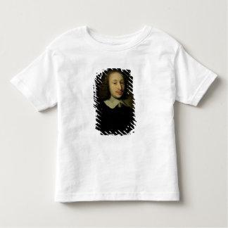 Portrait of Blaise Pascal Tees