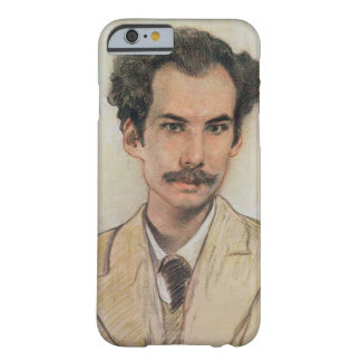 Portrait of Boris Nikolayevich Bugaev (1880-1934) Barely There iPhone 6 Case