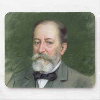 Portrait of Camille Saint-Saens  1903 Mouse Mat