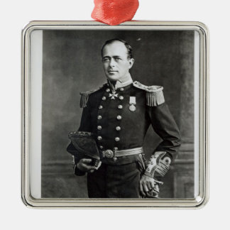 Portrait of Captain Robert Falcon Scott Christmas Ornament