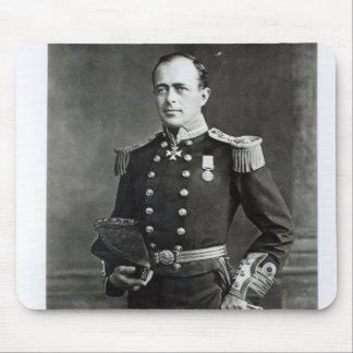 Portrait of Captain Robert Falcon Scott Mouse Mat