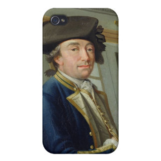 Portrait of Captain William Locker (1731-1800) 176 Cover For iPhone 4