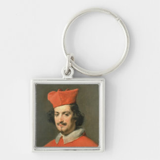 Portrait of Cardinal Camillo Astali Pamphili Key Ring